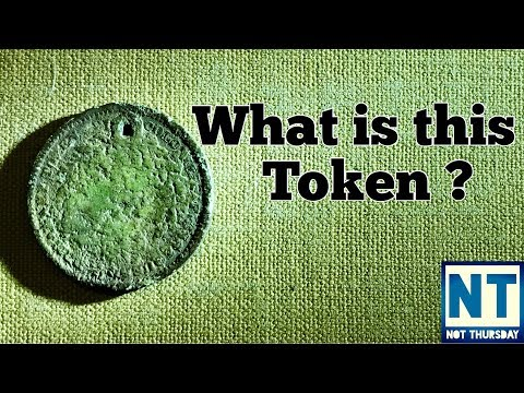 What is this token? dug at a NH cellar hole metal detecting
