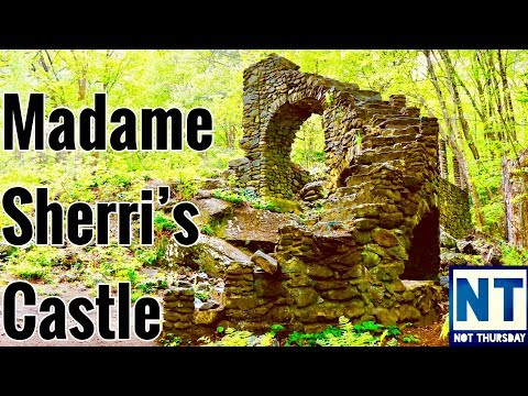 Madame Sherri's castle ruins Chesterfield NH – Haunted?