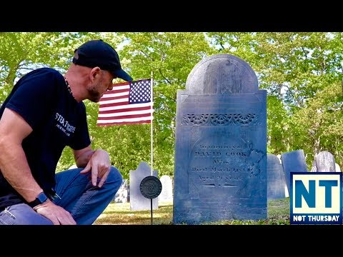 American Revolution Veterans & Waterfalls – Old abandoned house paying respect