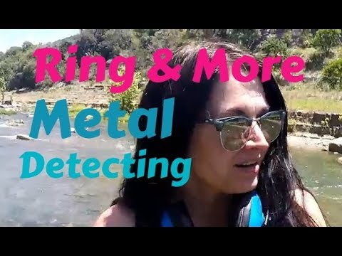 RIVER Detecting Ring & more!