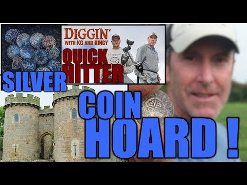 QH15: Silver Coin Hoard Discovered!!!