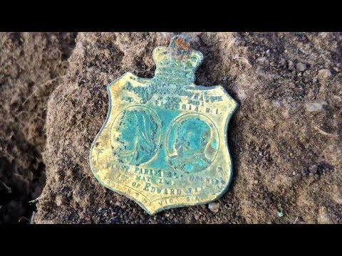 Metal Detecting History Chasing Gold With Jack The Ripper