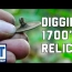 Digging 1700s relics metal detecting lost to history colonial homesites in NH Not Thursday #27 VLOG