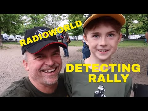 Radioworld Metal Detecting Rally: Toronto Canada