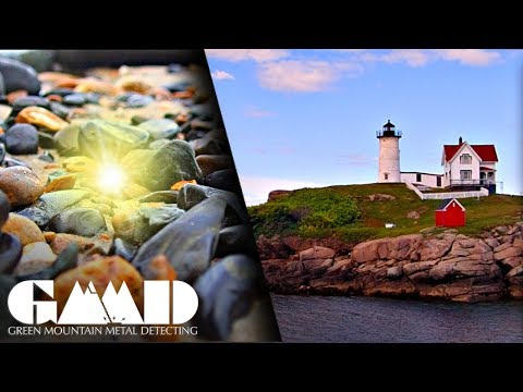 Treasures From The Maine Coast a Metal Detecting Road Trip