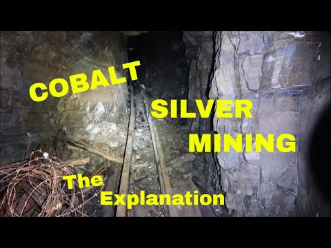 The History Of Silver Mines: Cobalt, Canada