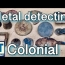 Finding lost colonial homesites metal detecting Not Thursday #21 VLOG NH cellar holes Garrett ATGOLD