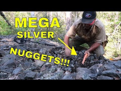 Our Best Silver Nugget Day!