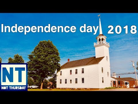 2018 Independence day 4th of July festival in Hampstead NH