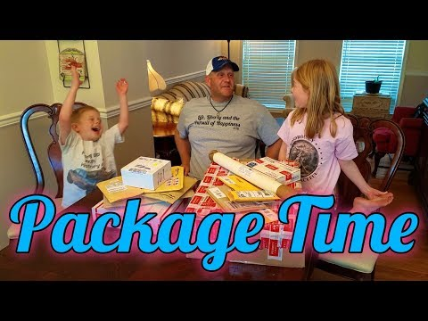 Package Time!! #8