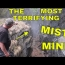 Exploring An Abandoned Silver Mine: A Dangerous Icy Slide To The Unknown
