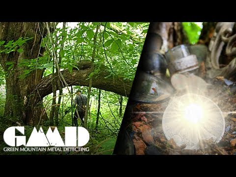 ATV Treasure Hunting Adventure Unearths Big Silver Coin | Metal Detecting