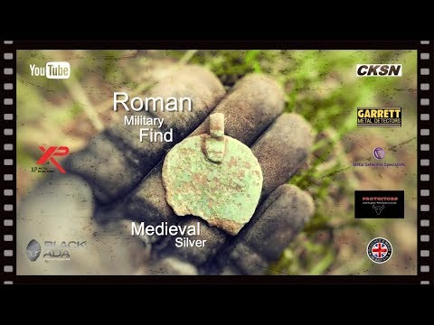 🇬🇧 ROMAN MILITARY AND MEDIEVAL METAL DETECTING No:273…