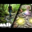 Trekking Up a Mountain Stream to Find Treasure and Adventure | Metal Detecting