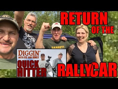 QH25: Return of the Rally Car! – DWKGR Quick Hitter