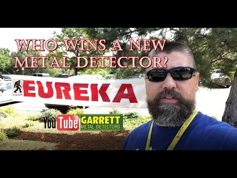 SASQUATCH GIVES AWAY A NEW METAL DETECTOR! #GarrettATPro #MetalDetecting #5280Adventures