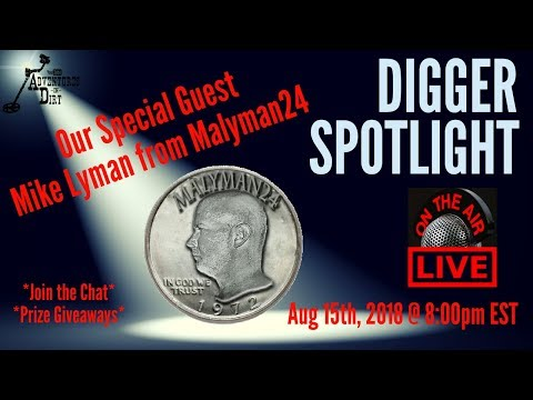 Digger Spotlight with Special Guest Mike Lyman from YouTube's Malyman24