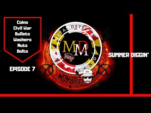 MDM Diggers Episode 7: The 2 Hottest Days Ever Recorded for YouTube!