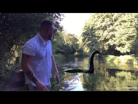 HUNTING RIVER MONSTERS UK…