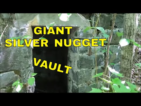 I Found A Giant Silver Nugget!