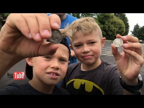 OUR KIDS ARE THE FUTURE OF METAL DETECTING #metaldetecting #5280adventures