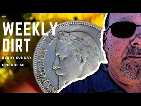 Napoleon Silver Coin, Gold Celtic Stater, And Other Awesome Metal Detecting Finds
