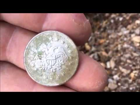 Another Bucket List Find Metal Detecting In Arkansas