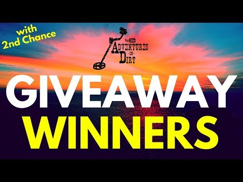 Winner – 1000 Sub Giveaway Results with Second Chance Opportunity