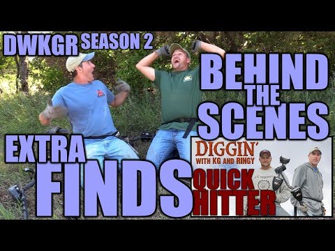 QH35: Filming of Season 2 Extra Finds! – DWKGR Quick Hitter