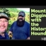 Metal Detecting the Blue Ridge Mountains with History Hound Detecting!