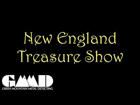 New England Treasure Show THIS SATURDAY