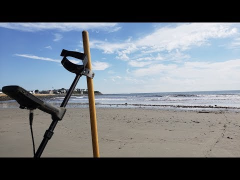 Metal Detecting Hunt #114 – Going back home to the beach