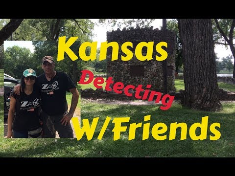 Detecting in Kansas W/ Friends