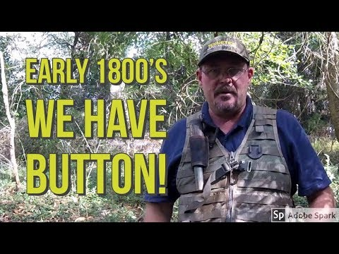 Metal Detecting New Early 1800's Site!!! Teknetics