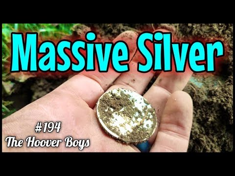 MASSIVE Silver Coin Found Metal Detecting & it WASN'T the Best Find