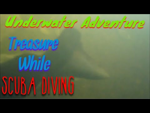 Underwater Adventures- Scuba diving treasure hunt