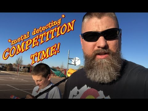 10 MINUTE COMPETITION CHALLENGE WITH A LOSER TWIST! #metaldetecting #atpro #5280adventures
