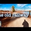Walking the old rail road in New Hampshire Not Thursday # 93 Monadnock rail trail