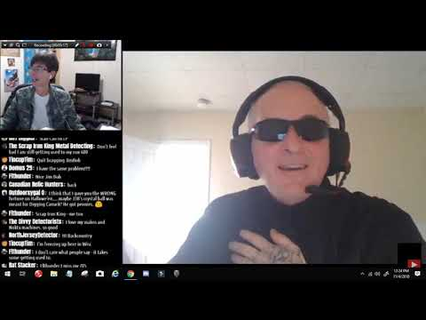 Digging Canuck's Live Stream – Calling in!
