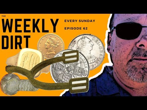 Gold Silver Jewelry and Relics | Metal Detecting Weekly Wrap Up