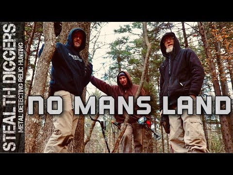 No mans land Hiking exploring #266 finding colonial homesite cellar holes in the mountains of NH