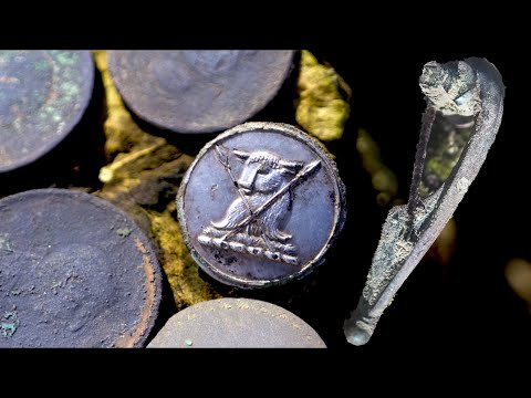 Metal Detecting England Finds Ancient Roman Artifact and Historic Relics