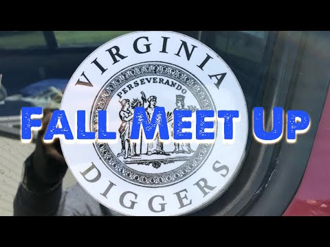 Virginia Diggers Fall Meet Up