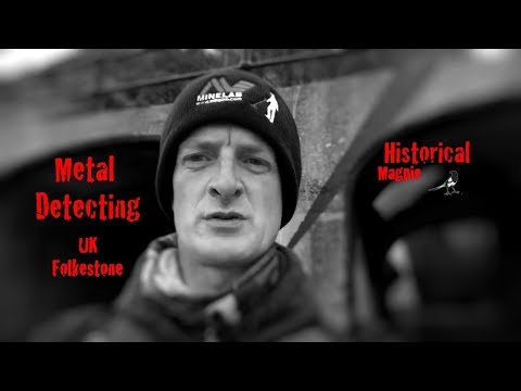 METAL DETECTING UK WITH A SPECIAL GUEST