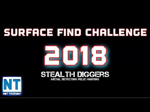 Surface find challenge 2018 submit your totals  – Not Thursday #107 finding money coins in public