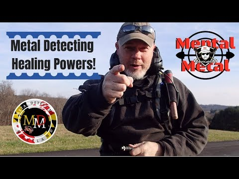 Metal Detecting: Healing Powers!