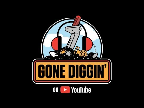 Gone Digging Live Sunday Night Hang Out and Mail Call!!