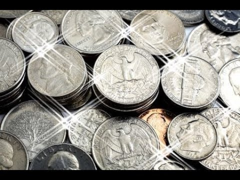 EASY WAY TO CLEAN YOUR CLAD COINS #metaldetecting #5280adventures
