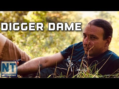 This is Digger Dame of Stealth Diggers spotlight interview Not Thursday #103 Metal detecting youtube