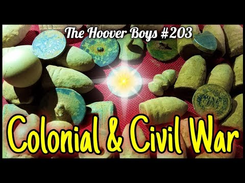 Metal Detecting All Over The Map! Old Coins, Crazy Silver, Relics, Colonial & Civil War